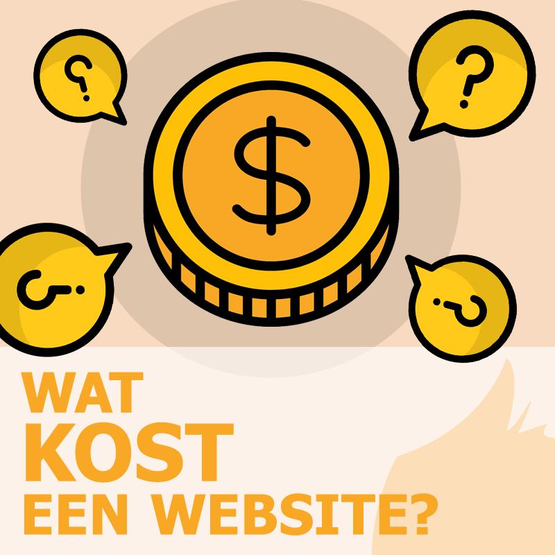 Website laten maken: wat kost dat?